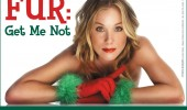 Christina Applegate poses nude for PETA
