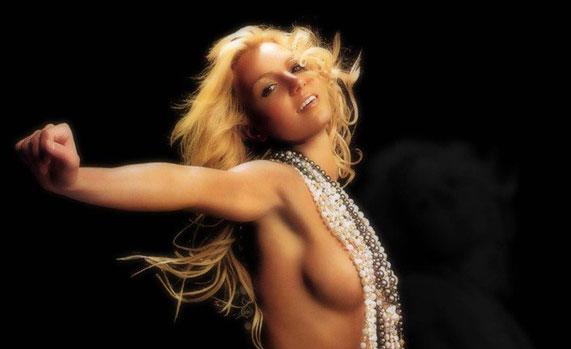 Un alt pufos pentru Britney Spears
