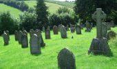 Înainte să moară a cerut ca și câinele să fie eutanasiat și îngropat alături de ea