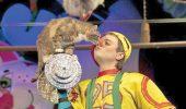 Singurul Teatru de pisici din lume s-a deschis din nou!