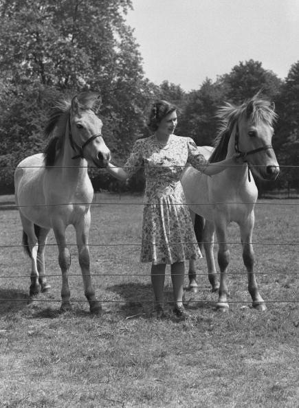 Elizabeth At Windsor