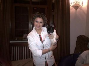 Vasile. Câinele care s-a integrat la Steaua