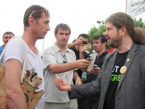 Mircea Solcanu contra Remus Cernea