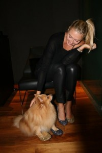Sharapova-pet-dog-Dolce