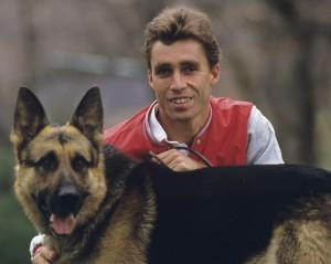 Marii sportivi și prietenii lor, câinii