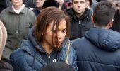 Băieţelul ucis de câini în Bucureşti este înmormântat. Nadine: Ieșiți în stradă să se rezolve problema câinilor!