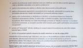 Scrisoare deschisa medici veterinari Pitesti (text)