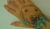 tatuaje caini
