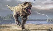 Fosilele unui dinozaur uriaș carnivor au fost descoperite în America de Nord