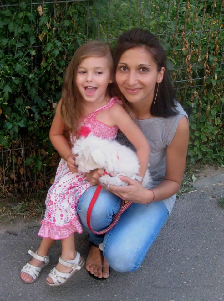 Alya si mamica ei, Alexandra Mladin