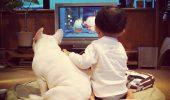 cei mai buni prieteni copil si caine bulldog (3)