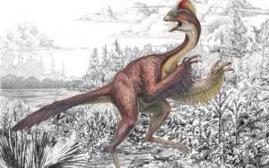 """""""Puiul din Iad"""". A fost descoperită o nouă specie de DINOZAUR, care a trăit cu 66 de milioane de ani în urmă!"""