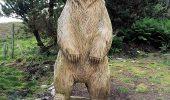 Statuia ursului Hercule , Isle of North Uist , Scoția sursa foto - https://en.wikipedia.org