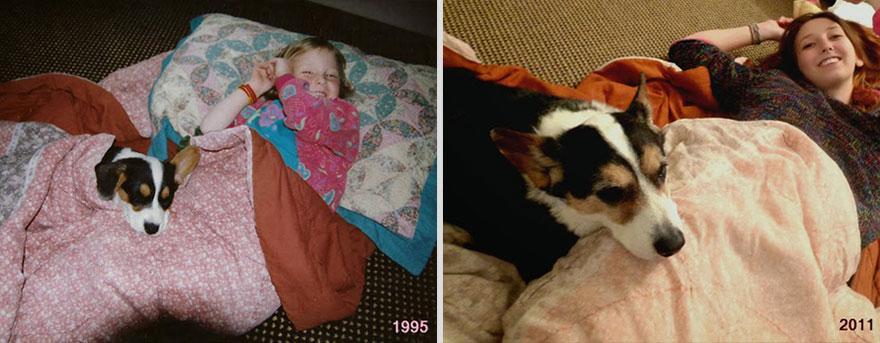 16 ani mai tarziu