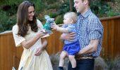 Prinţul George a vizitat grădina zoologică! Reacţia micuţului este MILIOANE!