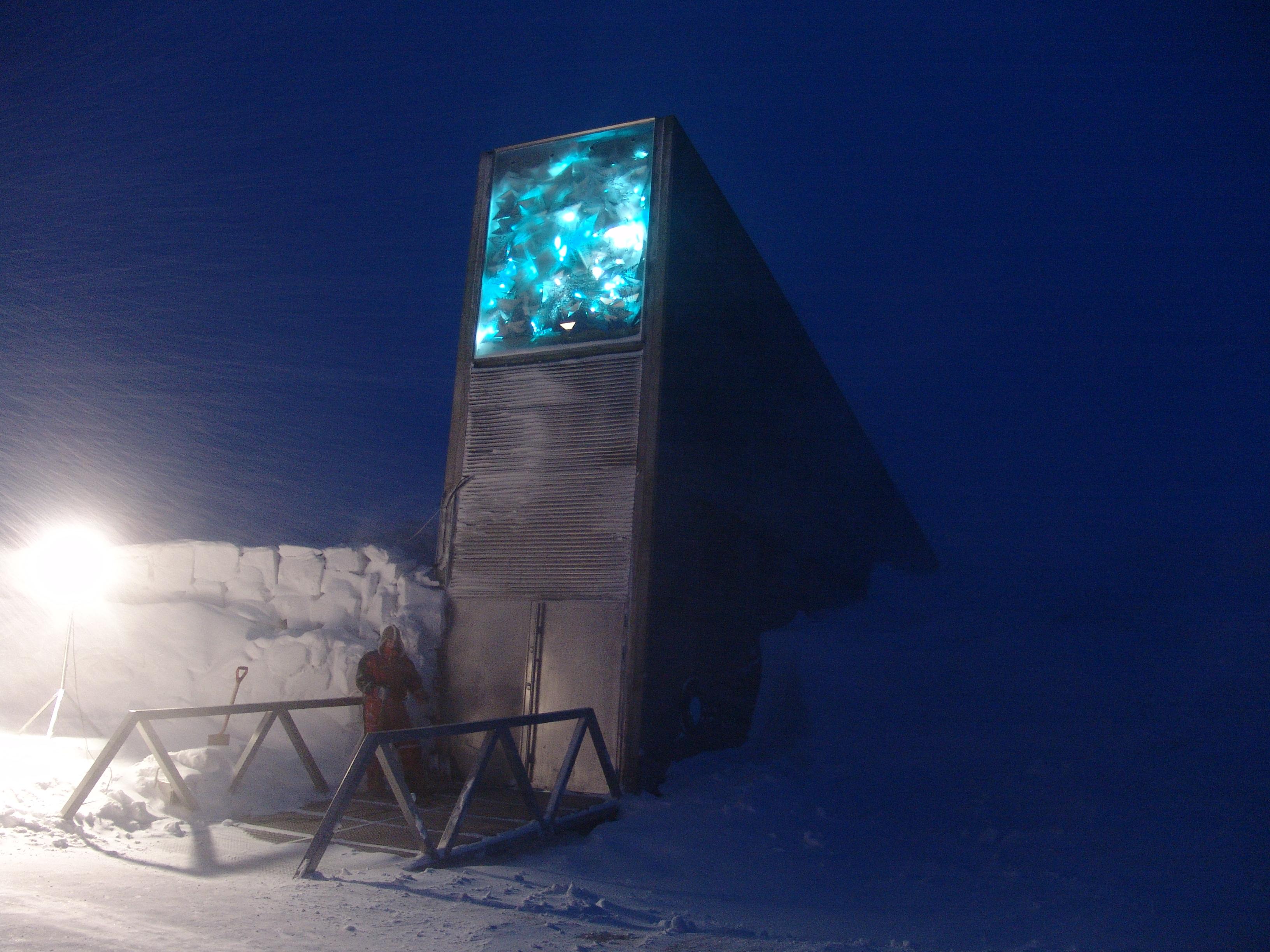 Svalbard Global Seed Vault2