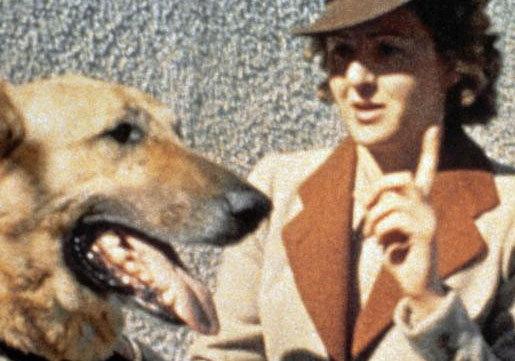 Eva Braun si Blondi
