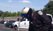 Nu o să-ţi vină să crezi ce a salvat acest poliţist de pe AUTOSTRADĂ!