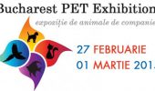 Bucharest Pet Exhibition începe azi la Romexpo