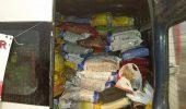 O noua colecta de hrana, pentru blanosii de la Kola Kariola