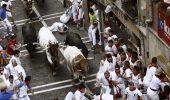 Alergatul taurilor, la Pamplona, s-a soldat, din nou, cu raniti!