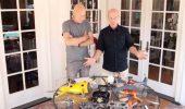 Patrick Stewart sprijina o campanie de cercetare a balenelor cu ajutorul dronei