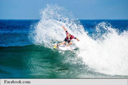 Surf si rechini – drama evitata la limita