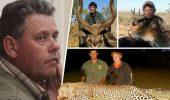 Organizatorul vanatorii in care a murit Cecil, judecat si pentru trafic de antilope