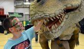 T-Rex, in…Sala Palatului!