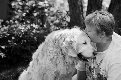 Cand e momentul deciziei eutanasierii animalului de companie? O colectie de fotografii impresionante, la momentul despartirii!