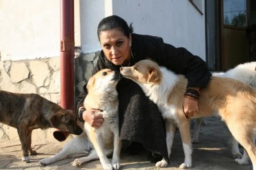 Beatrice Rancea, juratul de la Ham Talent, a salvat zeci de caini ai străzii!