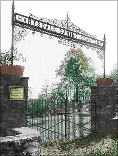 Cel mai vechi cimitir pentru animale de companie
