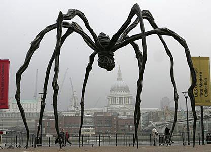 Aproape 30 de milioane de dolari pentru un paianjen gigant