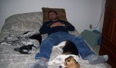 Un somn mai bun, daca e alaturi de animale!