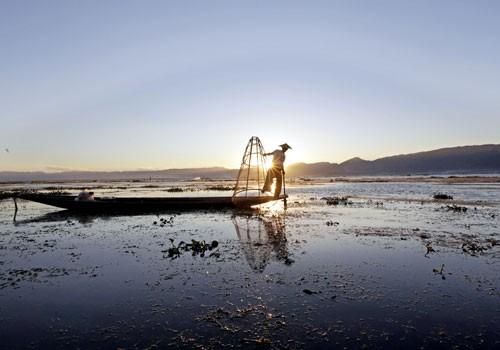 Inle Lake, prima rezervatie UNESCO a biosferei din Myanmar