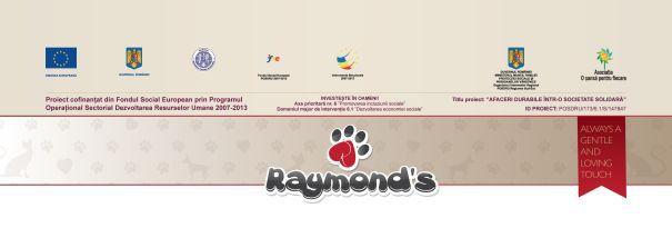 Raymond's - cel mai nou Wellness Pet Club pentru animalele de companie - Bucuresti
