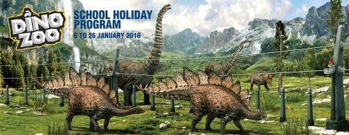 ACUM chiar este POSIBILA interactiunea cu un dinozaur in marime naturala!