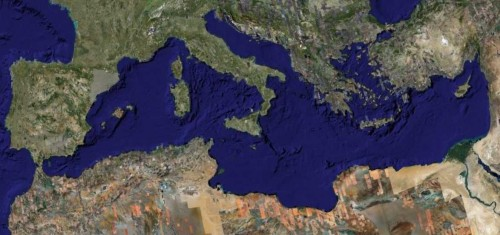 "ALARMANT: Marea Mediterana, ""pe drumul catre epuizare""!"