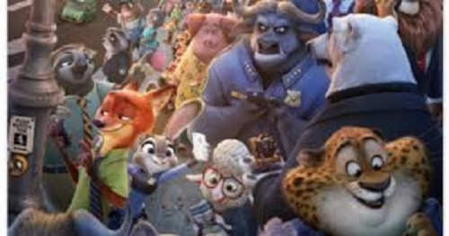 "Disney umanizeaza mai mult ca oricand regnul animal, in noua sa productie ""Zootopia"""