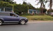 In mijlocul capitalie kenyene, un barbat a fost ranit de un leu