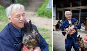 Ingerul pazitor al animalelor de la Fukushima