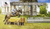 """Începe """"Karpatia Horse Show 2016"""", singura competiție ecvestră din România ce se desfășoară pe un domeniu n"""