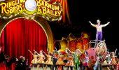Celebrul circ Barnum din SUA se inchide dupa aproape 150 de ani de activitate