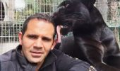 DRAGOSTE INIMAGINABILĂ! Prietenia dintre om și animale periculoase, IMPOSIBILĂ?
