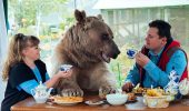 În Rusia! Un cuplu au adoptat un animal de companie mai puţin obişnuit. Viaţa lor s-a schimbat RADICAL I FOTO-VIDEO