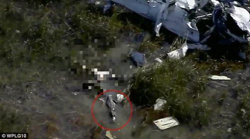 ȘOCANT! Ce s-a întâmplat cu un elev-pilot după ce s-a PRĂBUȘIT cu avionul. ATENȚIE!, imagini vă pot afecta emoțional