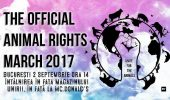 Marșul internațional pentru drepturile animalelor, o PROVOCARE pentru toți deținătorii de vietăți