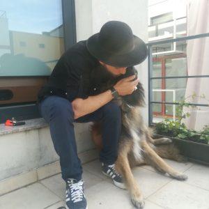 """IMPRESIONANT! Chef Foa este NEDESPĂRȚIT de câinele lui! """"Îl iau cu mine peste tot"""" / FOTO"""