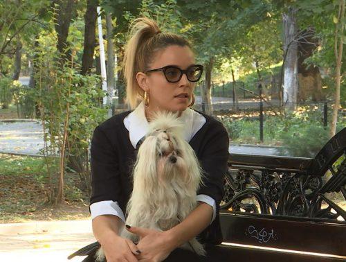 "Diana Dumitrescu, despre prietenul său canin! ""Când l-am văzut pe Aki…"""