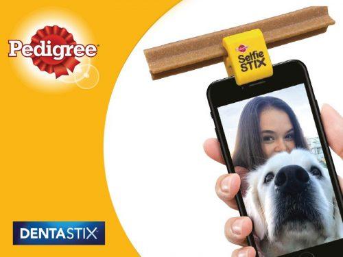SelfieSTIX, cel mai nou gadget de la Pedigree®, disponibil pe piața din România